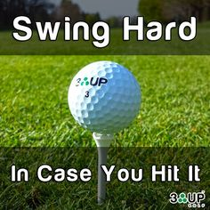 World of #golf wisdom from my father.
