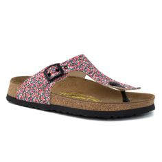Gizeh Liberty Birkenstock. Oh lordy! They must have seen me coming. :)
