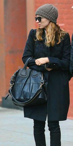 Rooney Mara, Givenchy Bag