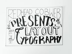 A straightforward method of drawing your own hand lettered typography. Save money on stamps and ink... do your own alphas! This is an easy method for getting...