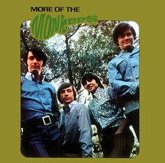 60's band albums | Monkees - More Of the Monkees