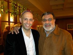 Concejal José Vicente Almirón junto al Rabino Bergman en su visita a Posadas