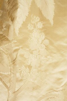 Wedding dress (image 4) | House of Worth | French | 1896 | silk | Metropolitan Museum of Art | Accession Number: 1982.341