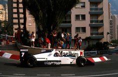 Martin Brundle (Brabham-Judd) Grand Prix de Monaco 1989