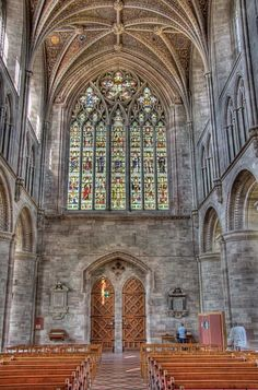 My home town - Hereford - Inside Hereford Cathedral Religious Architecture, Church Architecture, Amazing Architecture, Hereford Cathedral, Beautiful Buildings, Beautiful Places, Church Interior, Herefordshire, Cathedral Church