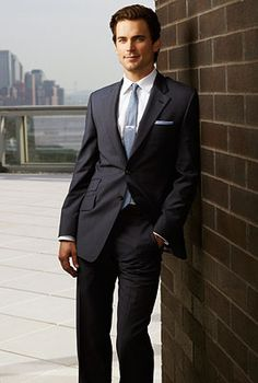 MATT BOMER as Neal Caffrey on White Collar This con man/art thief may have plenty of substance to go along with his style