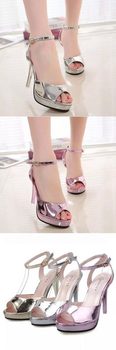 Wedge Marriage Ceremony Sandals Metallic 3 Inch Leather Soled Jewelled Golf Shoe… Silver Wedge Heels, Sparkly High Heels, Silver Wedges, Nude High Heels, Halloween Costumes 2014, Corset Costumes, Plus Size Corset, Black Corset, Golf Shoes