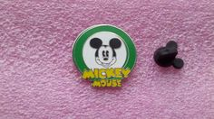 pin broche disney Oh Mickey! Mystère Pouch - Dark Green Seulement