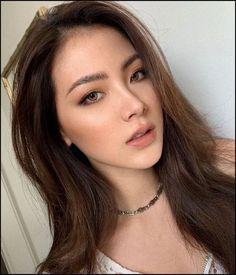 136 look at asian women's makeup to inspire - page 1 Asian Makeup Looks, Korean Makeup Look, Makeup Looks For Brown Eyes, Natural Makeup Looks, Korean Natural Makeup, Natural Beauty, Nude Makeup, Glam Makeup, Bridal Makeup