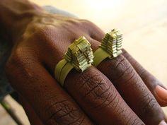 Easter Ethiopian Rings