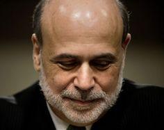 Bernanke stuck in a bunker