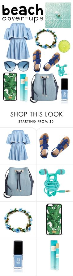 """Summer Up"" by lynn-frank ❤ liked on Polyvore featuring Dorothy Perkins, INC International Concepts, Dolce&Gabbana, JINsoon and River Island"