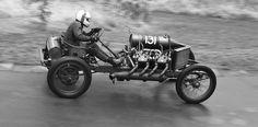 1905 Darraq 200hp (Mark Walker)