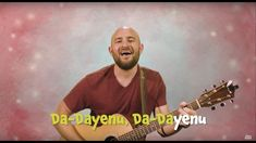 Day dayenu day dayenu! It's the best loved song from the Passover Seder and now you and your friends and family can learn the tune and a few verses with Jaso...