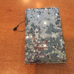 J crew sequin credit card wallet⬇️⬇️⬇️⬇️⬇️ Excellent condition. No PayPal or trades! Offers considered by offer option only! J. Crew Bags Wallets