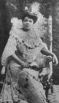 Sissieretta Jones was a world-famous soprano who in June 1892, became the first African American to perform at Carnegie Hall in New York City. Touring internationally in the late 1800s and early 1900s, she sang both classical opera and performed in musical comedies with her own troupe