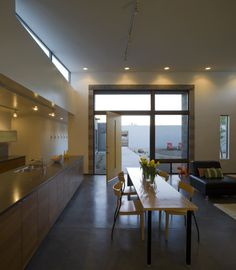 ibarra rosano design architects | The Six Courtyard Houses