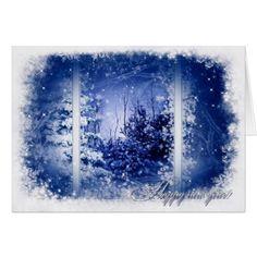Happy New Year! Card - Xmascards ChristmasEve Christmas Eve Christmas merry xmas family holy kids gifts holidays Santa cards