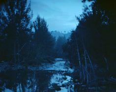Kurt Sorensen's Haunted Landscapes - The Turon River - The Territories