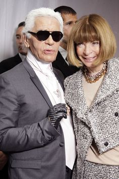 Happy birthday, Karl Lagerfeld! We hope you don't mind these 10 imaginary photo conversations