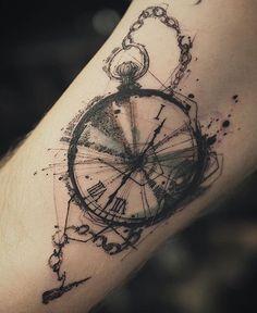 Tattoo by @tattooer_nadi  ___ www.EQUILΔTTERΔ.com ___  #Equilattera