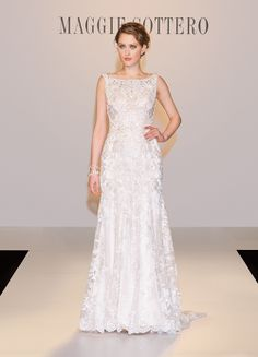 Maggie Sottero Spring 2014 Wedding Dresses Collection - Wedding Dresses