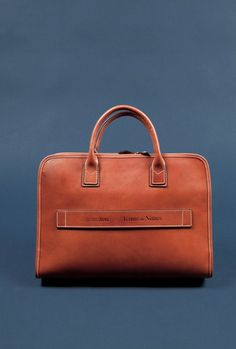 Travelteq and Tenue de Nîmes co-created a limited edition Laptop Bag