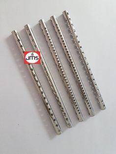 Fessa Tube 8mm Dia x 150mm Long Orthopedic Veterinary External Fix (PACK OF 5) #JindalMediSurge