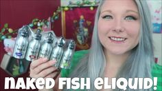 Naked Fish eLiquid! | TiaVapes Coors Light, Light Beer, Beverages, Drinks, All In One, Vape, Fish, Canning, Youtube