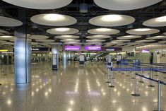 Terminal 5 @ London Heathrow Airport