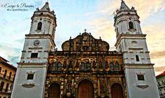 Conoce las 5 Iglesias en Casco Viejo #Panama #Turismo #Travel