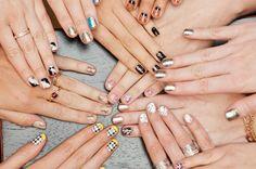 nail trends, nail polish, spring nails, polish nails, manicur, nail arts, beauty, appliqu, nail strip
