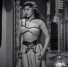 Samia Gamal in Afrita Hanem (1949)