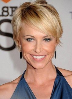 crops for thin hair | Latest Women Short Haircuts 2015 for Thin Hair - Hairstylespopular.com