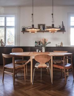 Home Tour with Anders Forup in Copenhagen – Kitchen Interior, Kitchen Design, Pine Furniture, Interior Decorating, Interior Design, Moving House, Home Decor Inspiration, Sweet Home, House Design