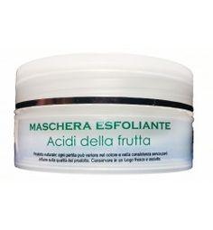 Maschera Esfoliante agli Acidi della Frutta di Erbe e Virtù. Elimina le cellule morte grazie al peeling chimico degli acidi della frutta. € 15,00