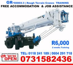 Construction Machines, South Africa, Train, Strollers