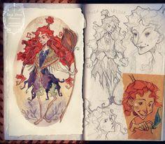 anja.uhren - illustration