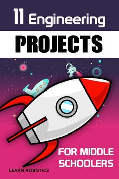 11 Engineering Activities for Middle School! Try these projects in your STEM classroom!