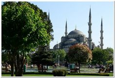 Blue Mosque - Istanbul, Istanbul