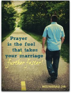 How Prayer Improved My Marriage