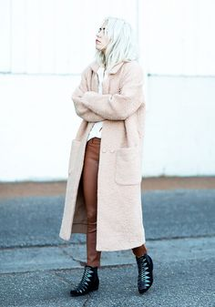 The 10 Bloggers With the Most Stylish Boot Collections via @WhoWhatWear