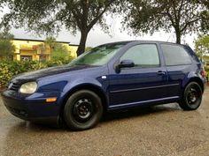 Hatchback Coupe: Volkswagen Golf GL '01 in Florida, FL — $2950