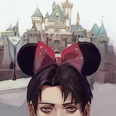 Read Disneyland from the story Immagini di Levi Ackerman Attack On Titan Levi, Levi X Eren, Armin, Mikasa, Me Anime, Anime Guys, Manga Anime, Anime Art, Levi Ackerman