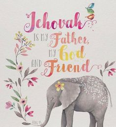 OH, We So so Love Our Father Jehovah, He is Alway's There to help thought thick and thin...I have no idea how others deal with todays problems without Jehovah God Our Dear Merciful Father!!!!!