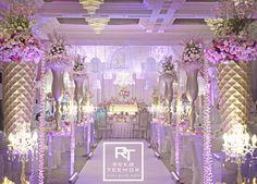 "Lace Wedding ""The Aisle"" #weddings #weddingideas #rekateemor #weddingaisle"