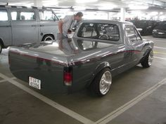 Vw Caddy Mk1 Blog De Custom Vincel Design picture