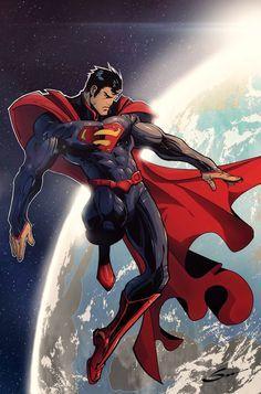 Superman [Kal-El] by TiagoMontoia on DeviantArt