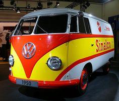 VW yellow
