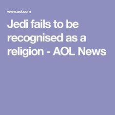 Jediism has failed to 'force' its way through the legal hurdles of the British bureaucracy system in order to be recognised as a religion. Angry Face, Hurdles, Fails, Religion, News, Make Mistakes